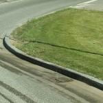 Fejetur i Hårlev - ren rundkørsel