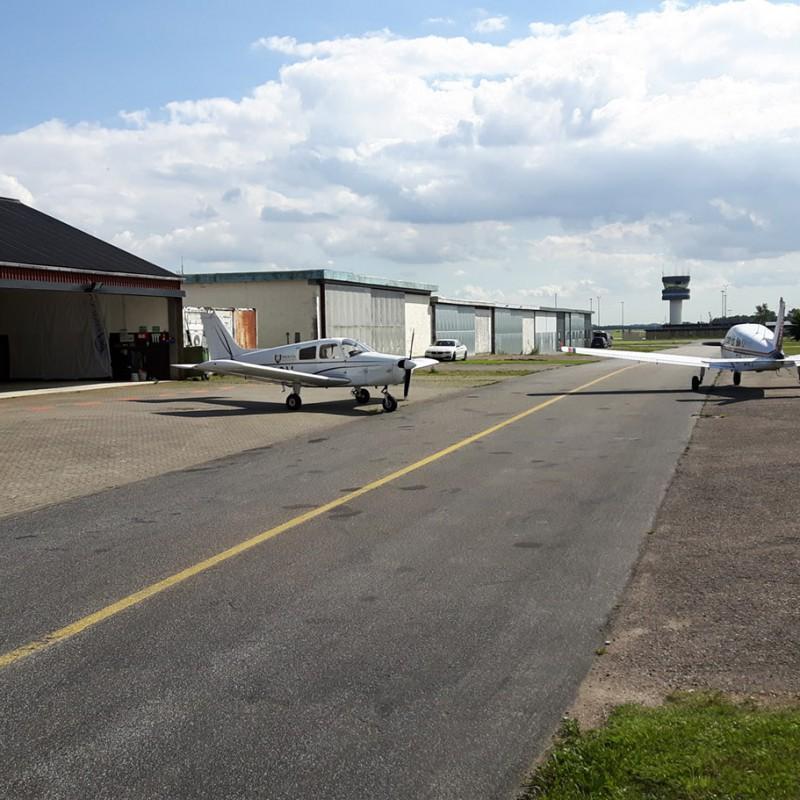 Roskilde-Lufthavn-fly